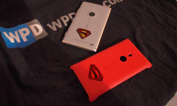 粉絲必買!Nokia 推 Lumia 925 超人鋼鐵英雄(Man of Steel)特別版