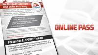 EA 快要將所有遊戲的 Online Pass 刪除