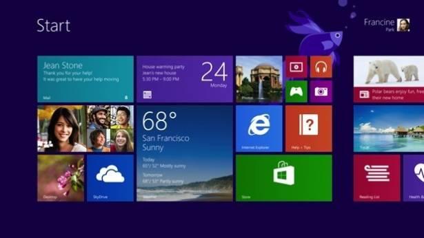 微軟 Windows 8.1 更新前預覽:將帶來新應用、新功能,並帶回開始鍵