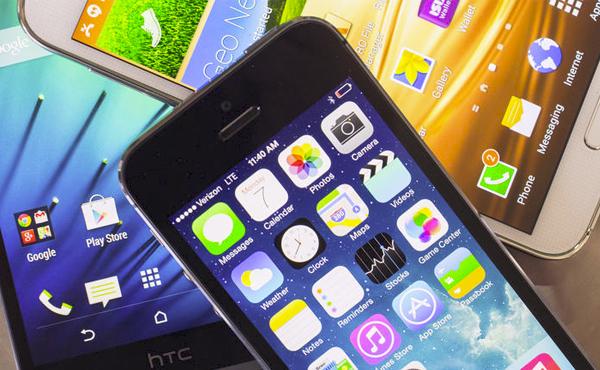 Samsung主場也大敗: GS5 在南韓敗給 2 部 iPhone 和幾部 Android 對手