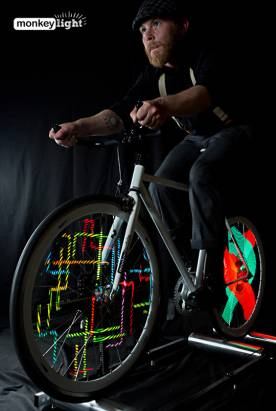 【MR JAMIE專欄】品味:腳踏車輪也加入城市的霓虹閃爍