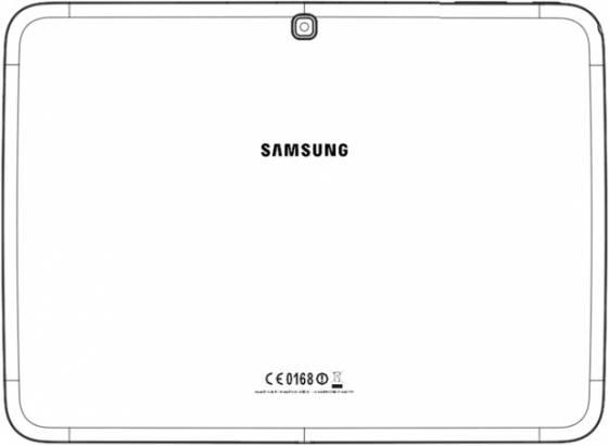 Samsung 新平板 GT-P5210 到訪 FCC,10 吋版 Galaxy Tab 3?