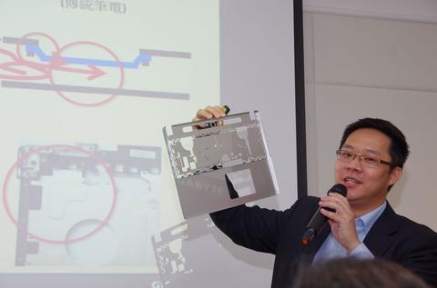 技嘉搶在 Computex 前展出重點筆電產品,主打僅 2.1 公分電競機種 P35K