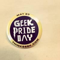 你夠Geek嗎?現在全球都在流行開趴慶祝「Geek驕傲日」!