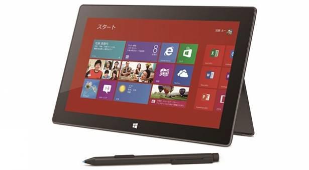 Surface Pro 將於 6 月 7 日在日本上市,256GB 版本首次開賣