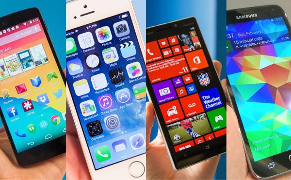 手機用戶統計: iPhone 用戶乘飛機, Android 用戶乘巴士
