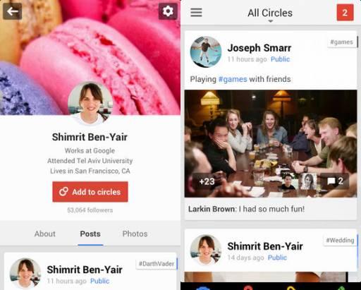 iOS 版 Google+ app 有更新,帶來不少有關圖片編輯的功能