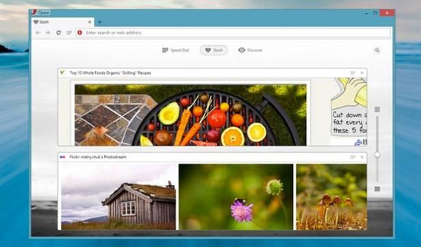 Opera 桌面預覽版登場,更換核心引擎、新增多項功能並抽出郵件客戶端