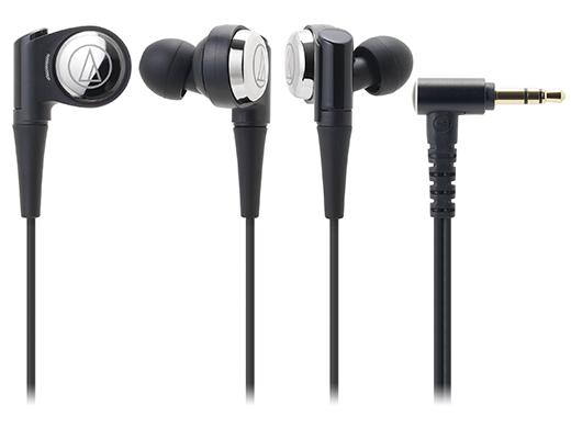 頂級款採用源自喇叭的對位雙相推挽式結構,鐵三角發表強調中高音域的 CKR 系列耳道耳機
