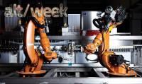 Alt-week 科技七日談(12.5.25):機器人調酒師 質子運動場 火蜥蜴的再生能力