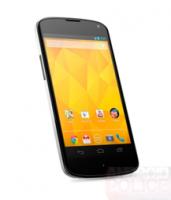 白色 Nexus 4 正式照片曝光,不過 32GB 版本可能無望