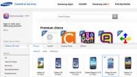 Galaxy S 4 mini 意外現身 Samsung 英國網站 App 介紹頁面