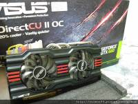 ASUS GTX660 DirectCU II OC 2GB 開箱與遊戲效能全記錄
