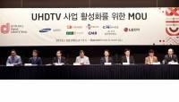 LG 和 Samsung 聯同南韓業界合力推動當地 4K UHDTV 內容