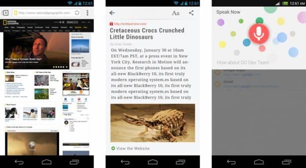 為 Android 而設的 Next Browser 瀏覽器已經上架(影片)