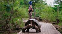 Google Trekker 走上加拉巴哥群島,將其景色帶入 Street View