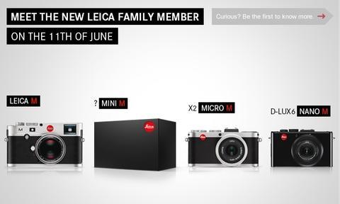 Leica 將在六月發表新級距相機,定位介於 X2 與 M 之間