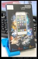Lifeproof 讓你的 iphone 5 不怕摔不畏水...塵雪不驚