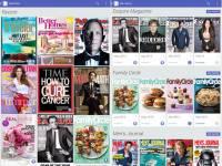 Google Play Magazine 界面大改,以紫色為主調