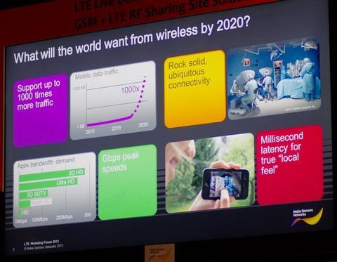 Nokia-Siemens Networks:加速普及 LTE 才能解決行動網路壅塞並帶來創新應用