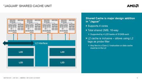 AMD 新一代低功耗核心架構 Jaguar 架構簡介