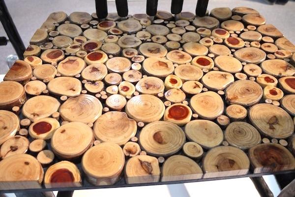 【台灣設計】只要有心,廢棄樹枝也能當家具!
