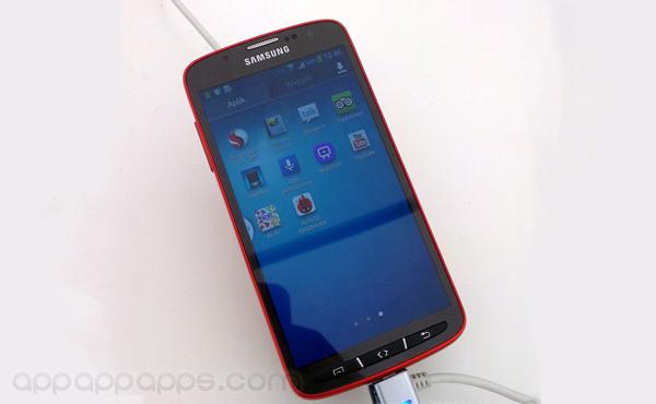 防水防塵Galaxy S4加強版首次流出: 改過GS4最大缺點?