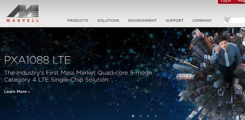 Marvell 發表整合 LTE 的 4 核 Cortex-A7 應用處理器 PXA1088 LTE