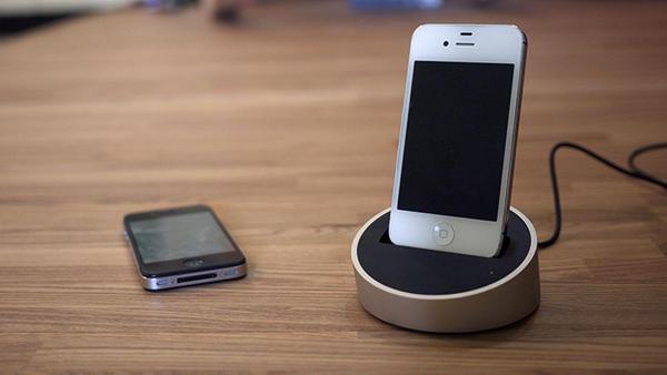 【癮團購】好東西不寂寞 essential tpe NOVUS N°01 Dock 鋁殼 iPhone 4/4s 基座