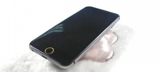 iPhone 6 將具備曲面螢幕,如果流出樣機圖是真的話...