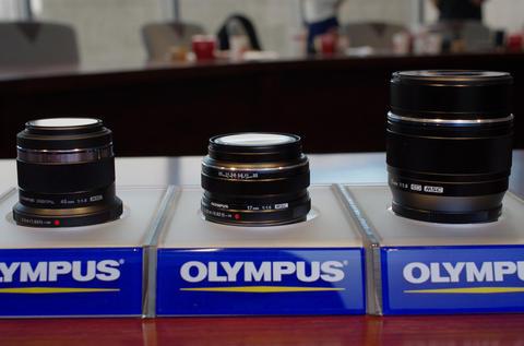 無反光鏡系統先驅精神不滅, Olympus E-P5 登場