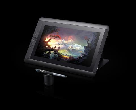 Wacom 推出 13 吋專業級繪圖顯示器,可直接使用觸控筆繪圖