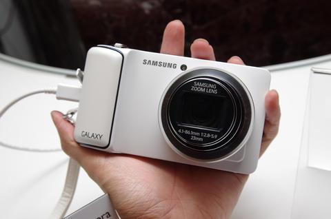 相機還是電話?謠傳Samsung將推出兩者高度結合的產品 Galaxy S4 Zoom相機電話