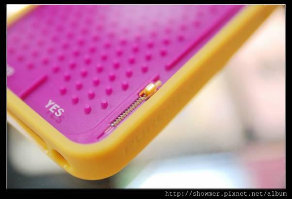 不插電的小樂趣 Puregear iphone 5 保護殼