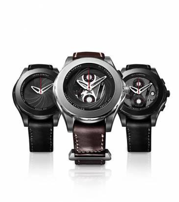 徠卡與 Valbray 推出百年紀念錶,錶面具模仿光圈閉合機構