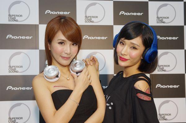 主打 Club Music 愛好族群, Pioneer 推出 Superior Club Sound 系列耳機