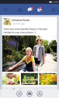 Facebook 不幫忙,微軟自立自強推出支援高解析度照片的 臉書 app 測試版 (補充讀者提供之該版本對中文支援情形)
