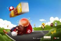 可憐的瑪莉兄弟與Angry Birds被惡搞了,連他們都無法打破的超硬瓷磚