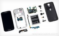 Galaxy S4完全拆解: 實用多於美觀 配備特別感應器