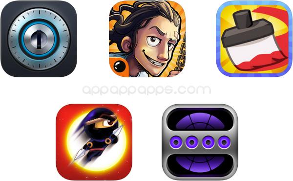[8/5] iPhone / iPad 限時免費及減價 Apps 精選推介