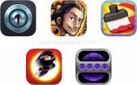 [8 5] iPhone iPad 限時免費及減價 Apps 精選推介