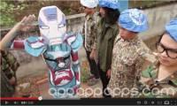不能錯過的人體彩繪惡搞鋼鐵人3預告片!XD