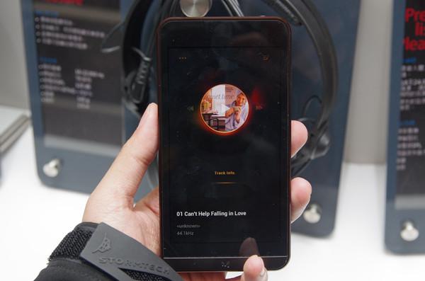 韓系高階高質感數位音樂播放器, Calyx 上市前搶先快速體驗