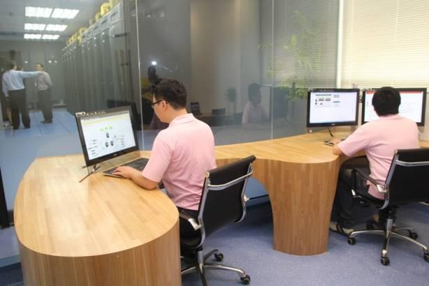 亞洲大學雲端計算中心開幕啟用!