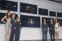 強調聲 色皆美, Sony 2013 年 BRAVIA 高畫質液晶電視五月登台