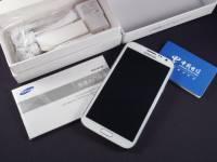 亞太雙卡雙待旗艦機 三星Galaxy Note 2 N719開箱