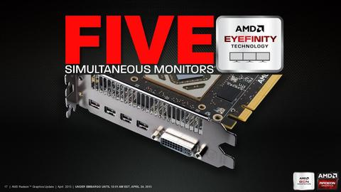 AMD 發表 Radeon HD 7990 單卡雙 GPU 卡皇,號稱能兼顧省電與極致效能
