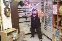 癮人物:光劍製作達人馬可多印象速寫 - 遨遊光武世界的絕地武士