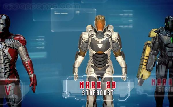 鋼鐵人Iron Man 3遊戲最新宣傳片: 展示超多款從未曝光裝甲