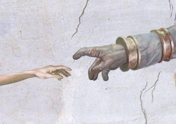藝術宅「向大師致敬」系列作品